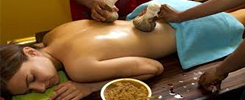 Kerala Ayurvedic Body Massage